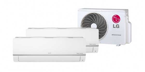 Multi split airco