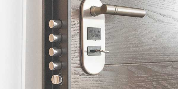 Alarmsysteem: beveiligingssloten