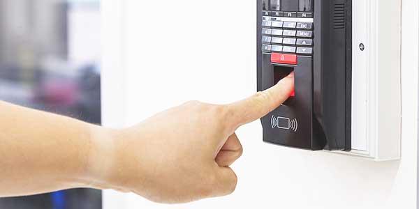 Alarmsysteem: toegangscontrole