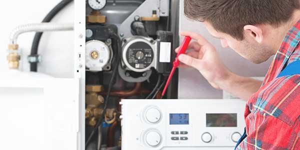 Centrale verwarming - Verwarmingsketel installatie