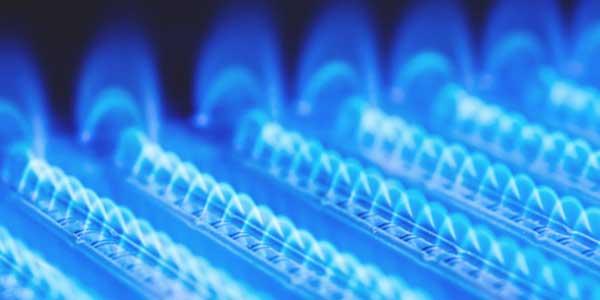 Centrale verwarming met gas