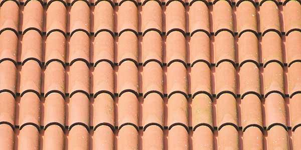 Golvende dakpannen