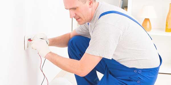 Elektrische installatie herstellen