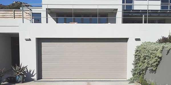 Aluminium garagepoorten