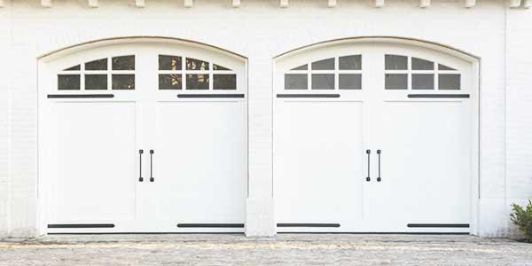 Draaipoorten voor uw garage