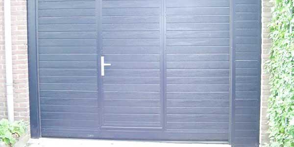 Loopdeuren voor uw garage