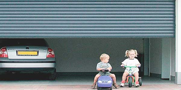 Rolpoorten voor uw garage