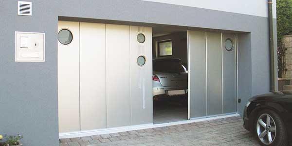 Schuifpoorten voor uw garage