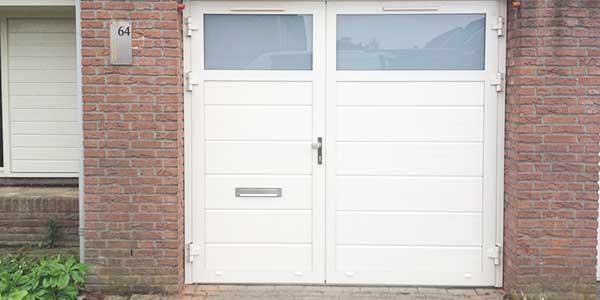 PVC garagepoorten