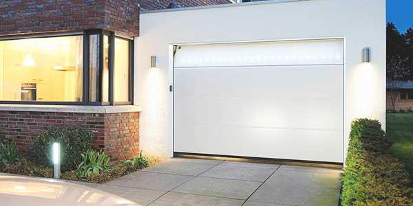 Sectionale poorten voor uw garage