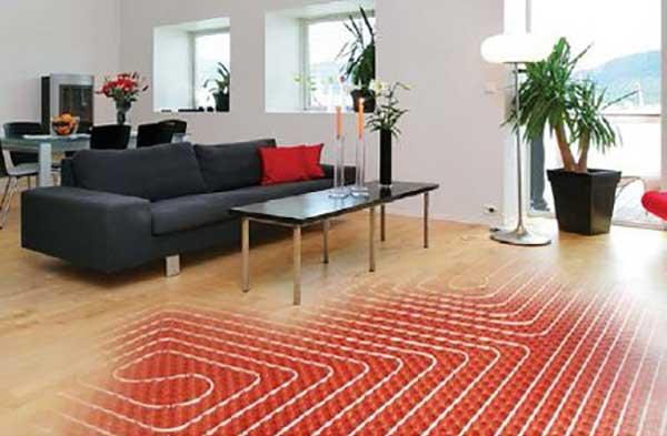 Vloerverwarming installateur