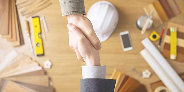 Interieurinrichting: Overeenkomst