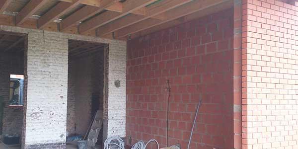 Renovatie binnenmuren