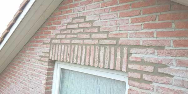 Renovatie buitenmuren