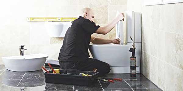 Sanitaire werken - Badkamer installatie