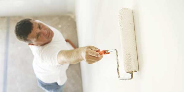 Muren verven met een hechtende primer