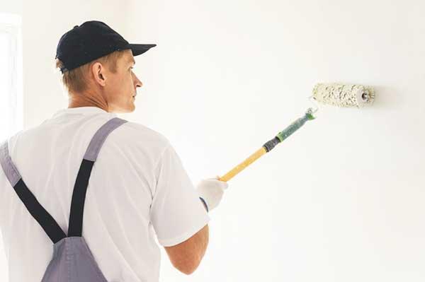 Muur laten schilderen