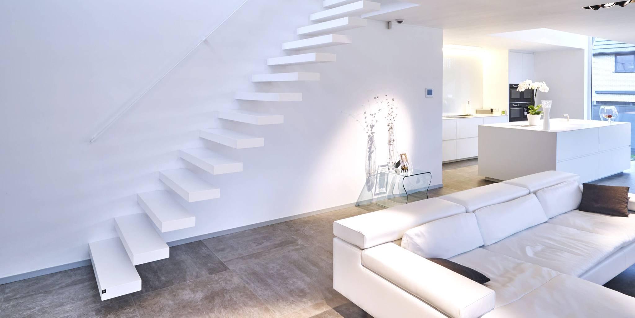 Prijs Zwevende Trap : Zwevende trap plaatsen vergelijk 3003 trappenmakers voor de beste