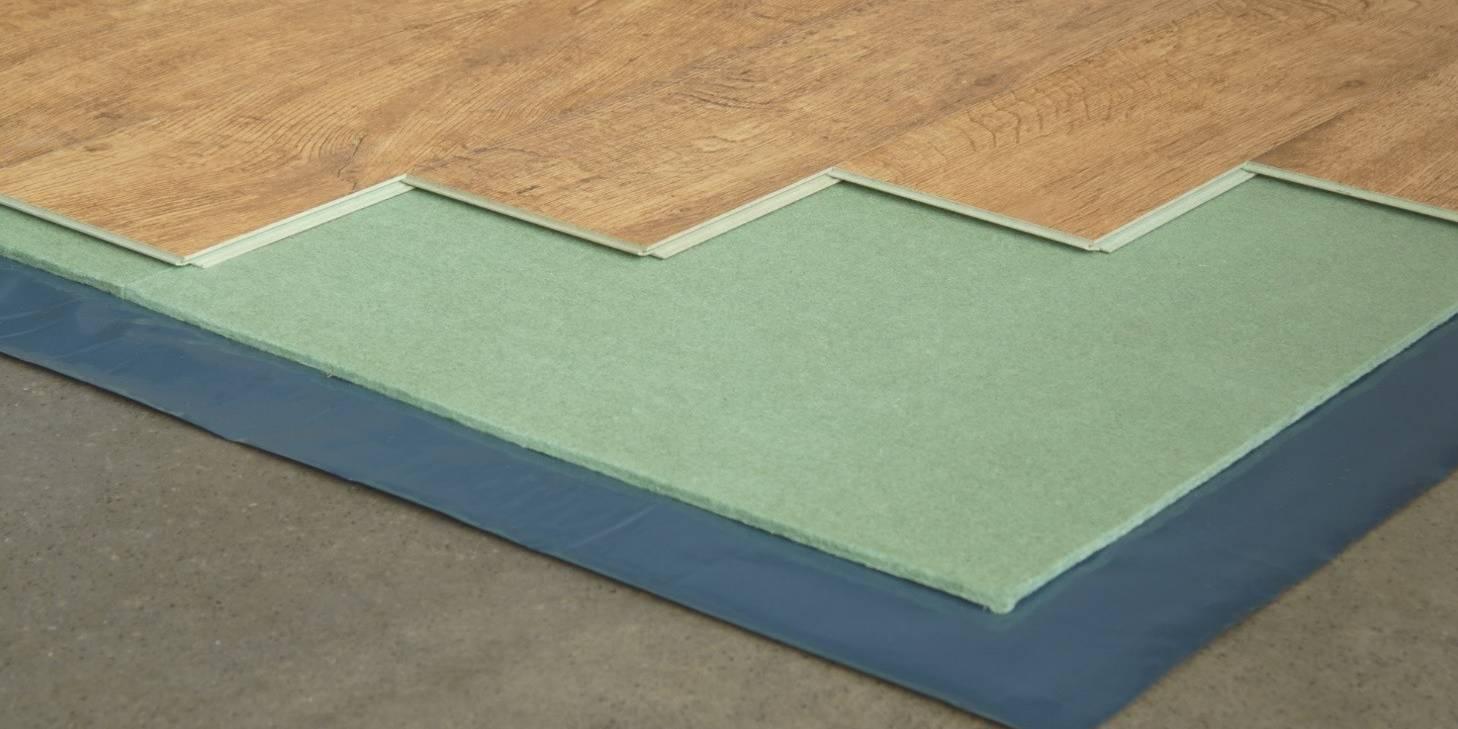 ondervloer parketvloer leggen
