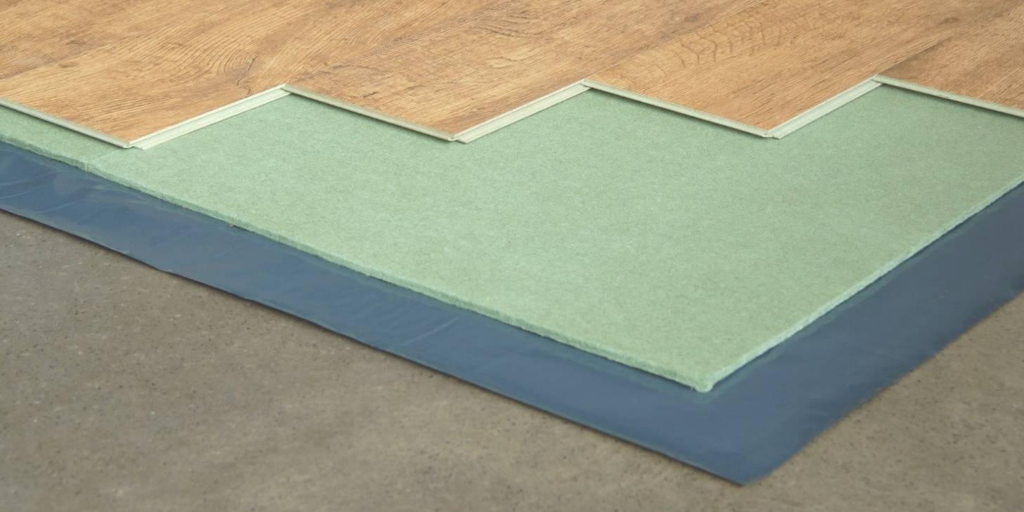 ondervloer lamelparket