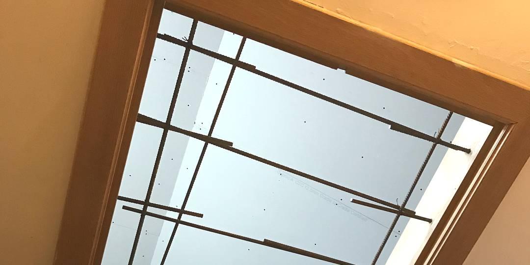 trapgat maken voor zoldertrap