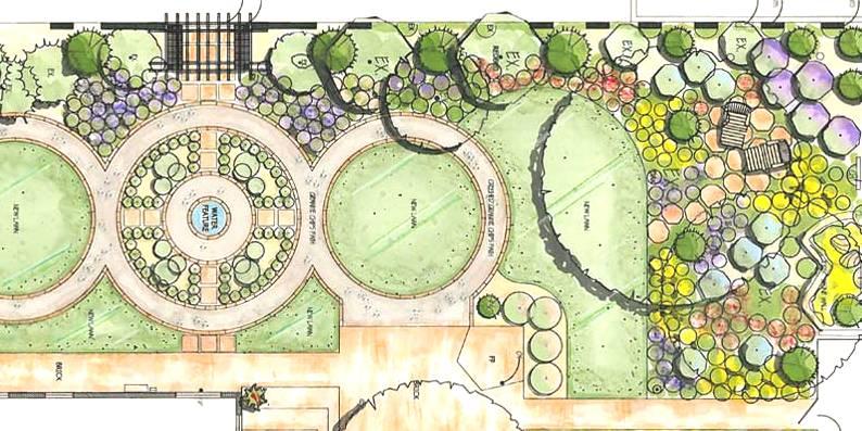 tuin laten ontwerpen in @city