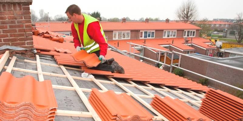 nieuwe dakbedekking leggen in @city