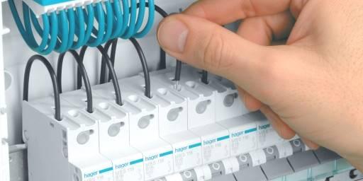 elektriciteit aansluiten