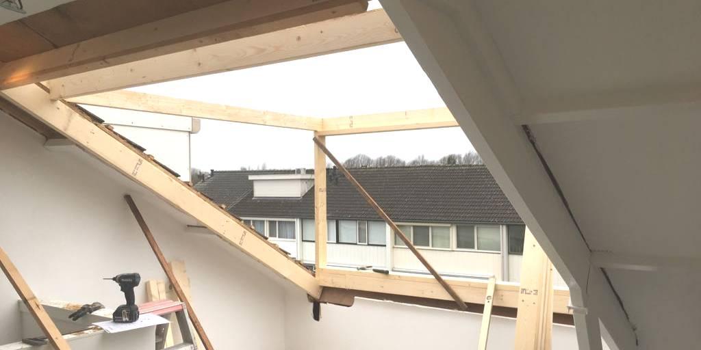 materialen voor dakkapel