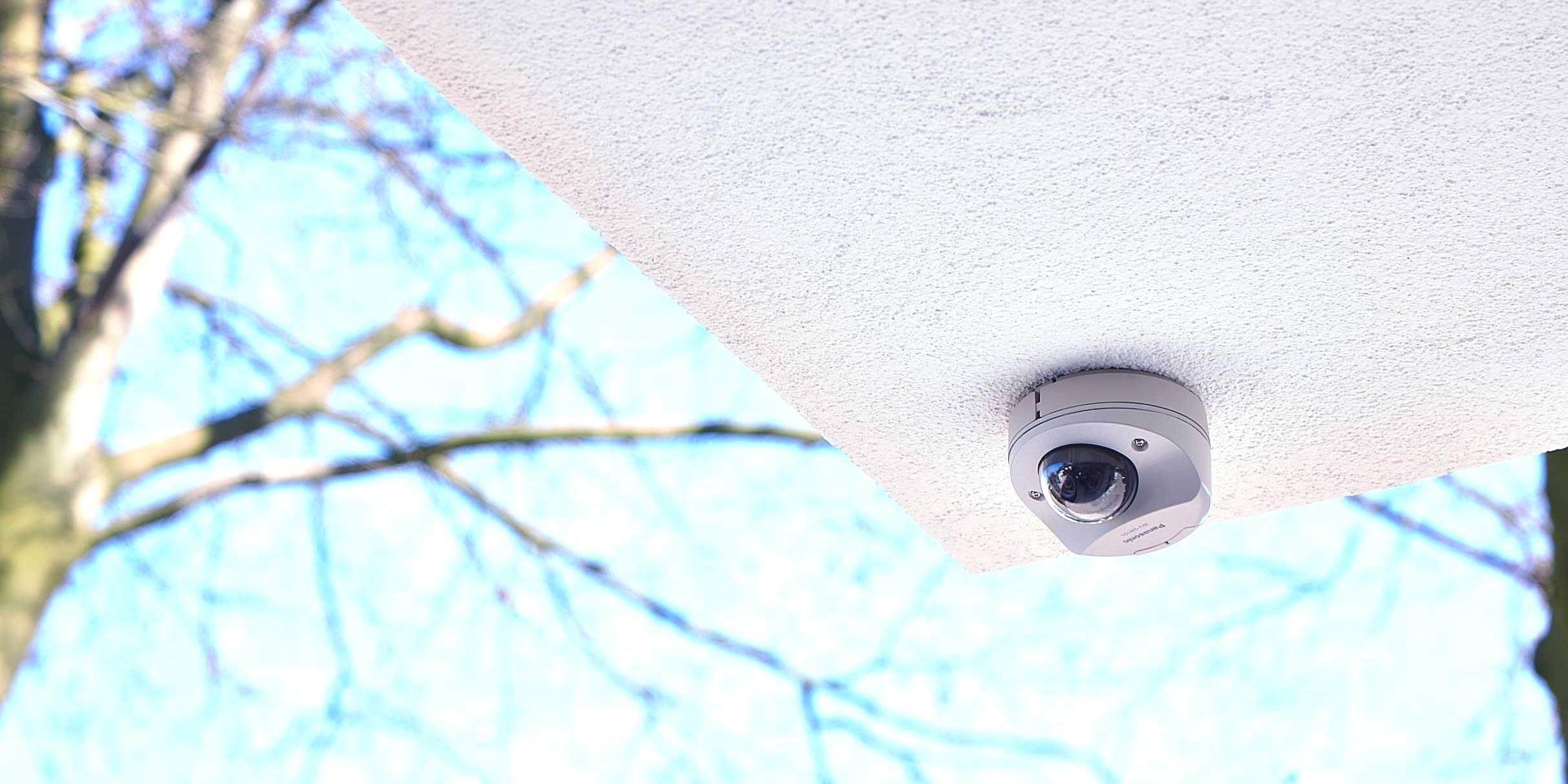 camerabewaking binnen en buiten camera