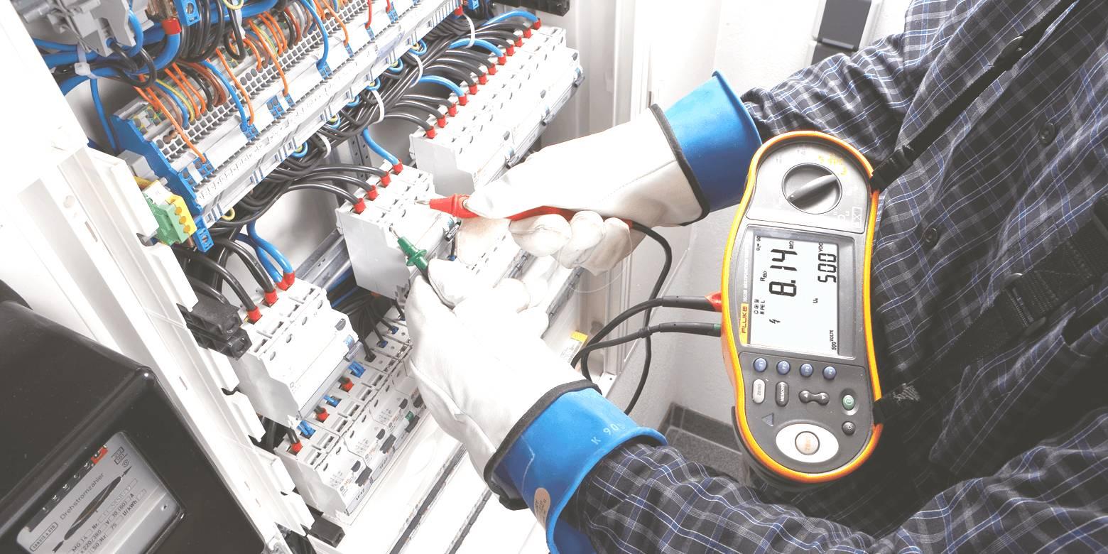 negatief keuringsverslag door elektriciteitskast