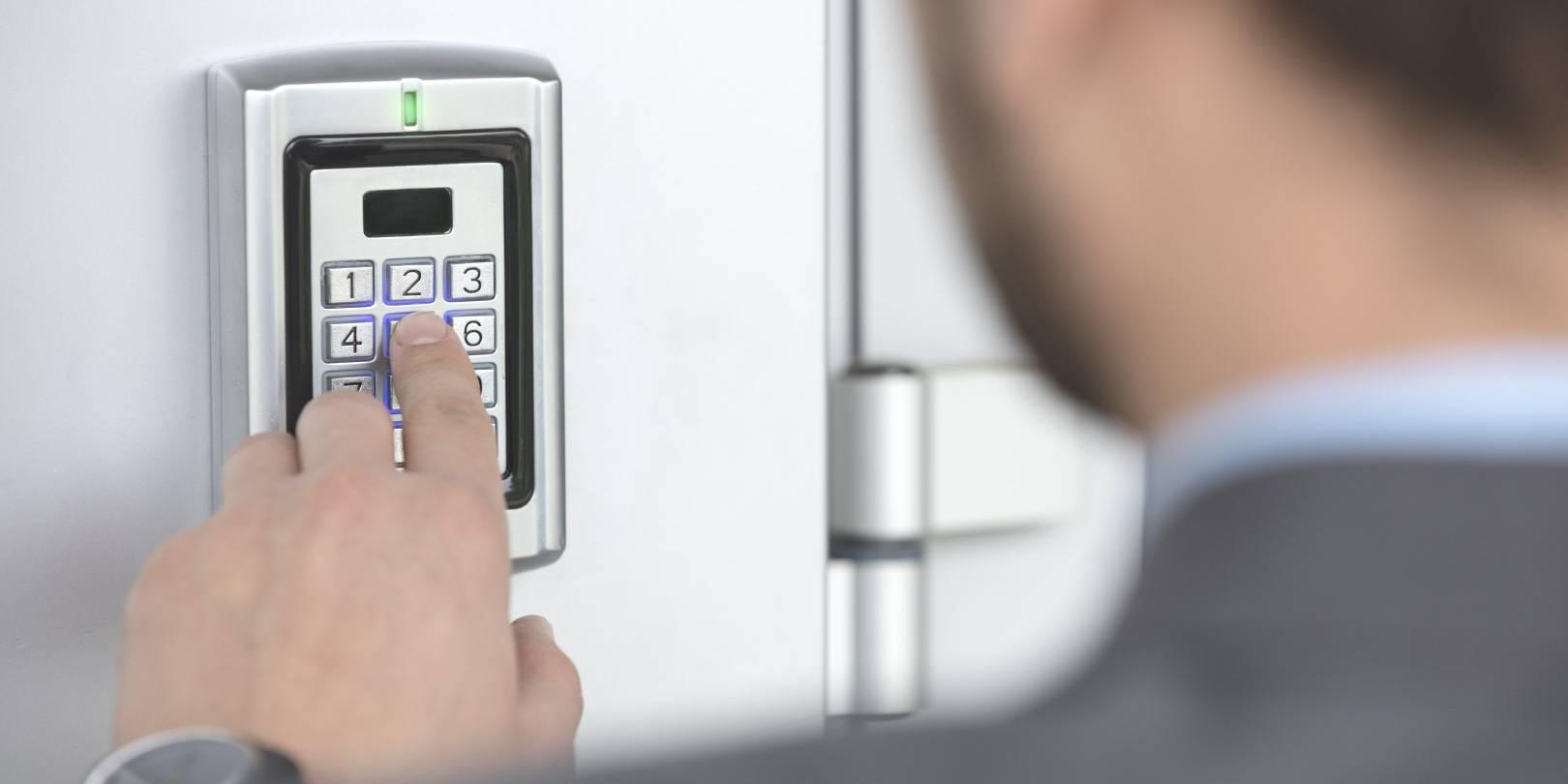 toegangscontrole als inbraakbeveiliging