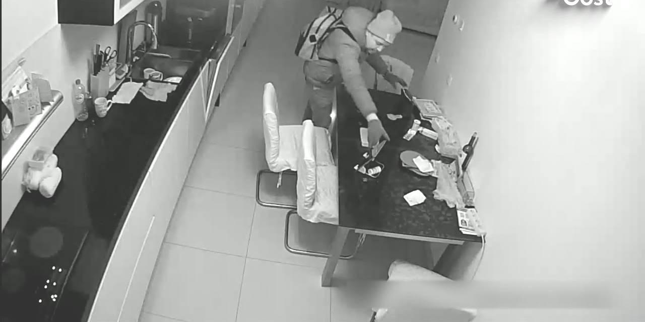 infra rood beveiligingscamera