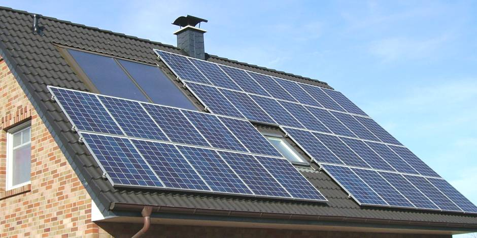 rendement zonnepanelen