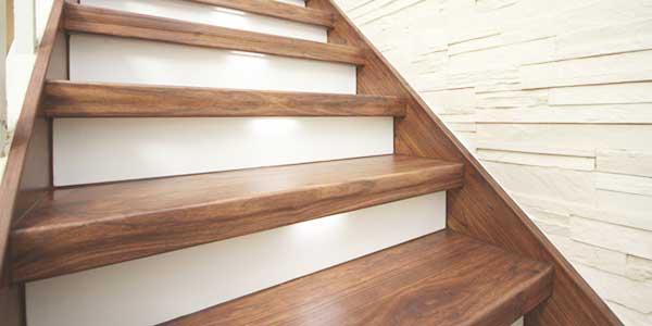 Trappen: voorbeeld van een gesloten trap