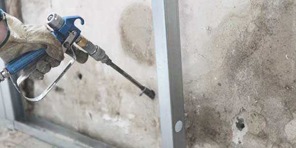 Vochtbestrijding: Muren injecteren